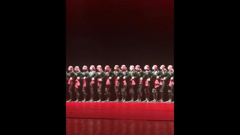 Нереальное шоу, танцы, энергетика🔥