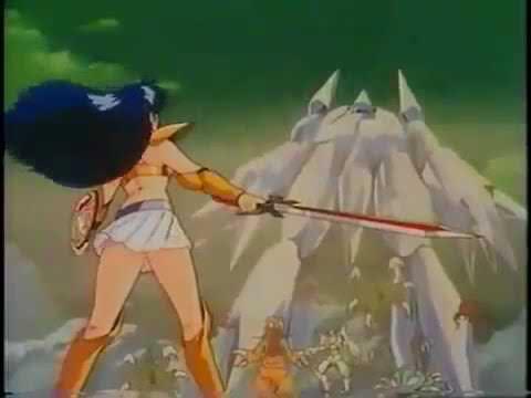 Mugen Senshi Valis [夢幻戦士ヴァリス] (Special |1987|) (Русская озвучка)
