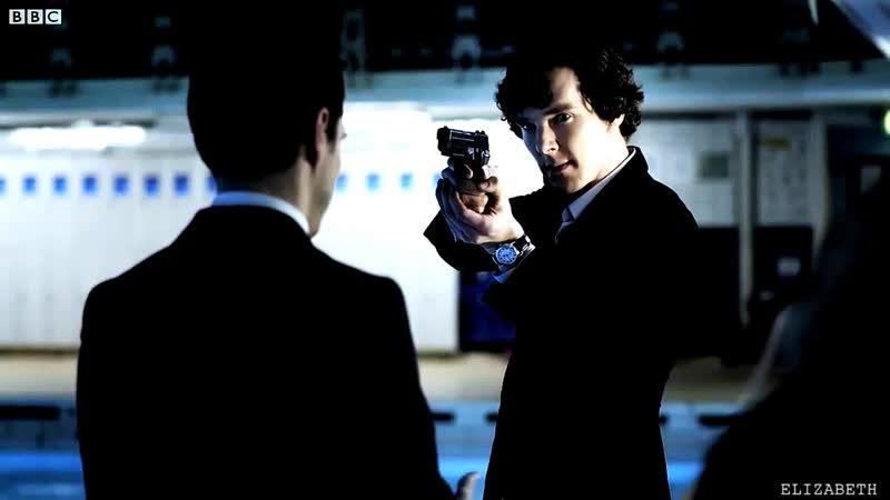 Mr.Sex __ Moriarty __ Sherlock BBC