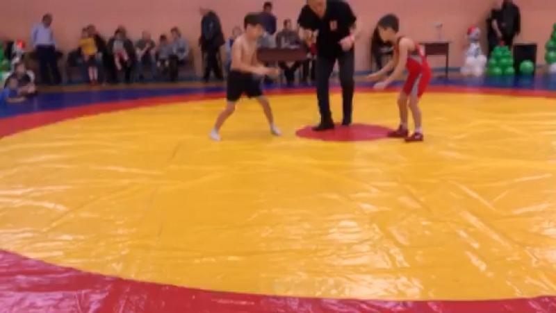 Новогодний турнир по вольной борьбе 3:0👍🏆🥇🤼♂️