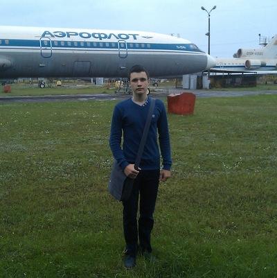 Тоха Шаповал, 3 декабря 1997, Борисполь, id138817281