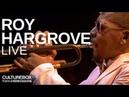 Le trompettiste Roy Hargrove au festival Jazz en Tête