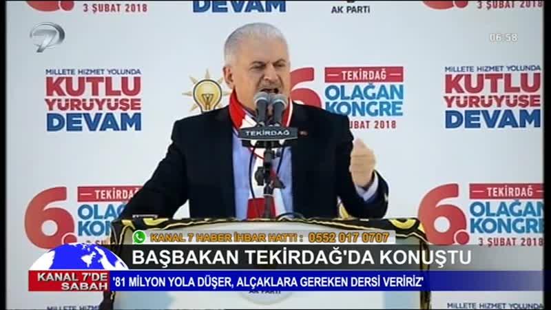 Kanal 7de Sabah - 4 Şubat 2018 - 02