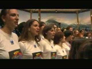 We are the world - Mariah Carey, Pavaroti, Gloria Estefan, Lionel Richie, Westlife, Laura Pausini