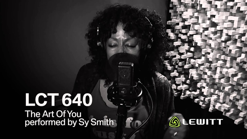 "Sy Smith ""The Art Of You"" ⁄⁄ LEWITT LCT 640 Vocal Demo"