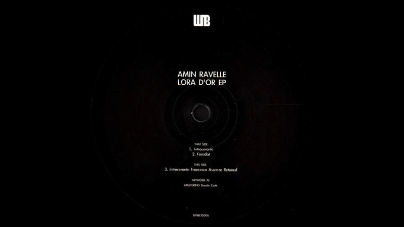 B. Amin Ravelle - Introceronte (Francesco Assenza Retuned) [WNBLTD006]
