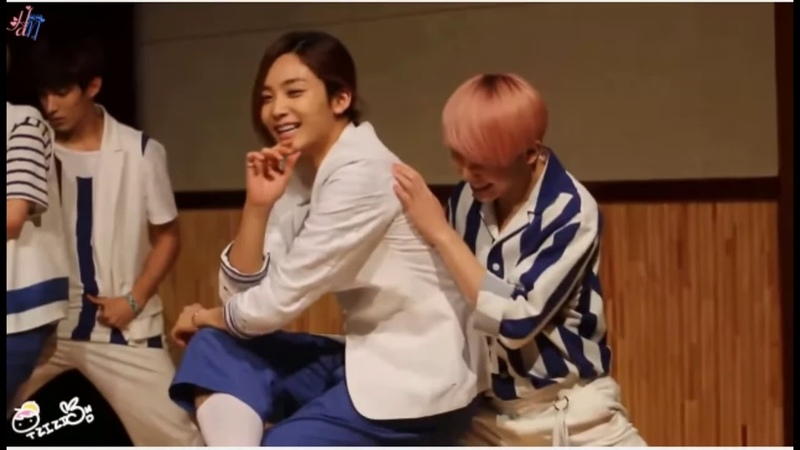 SEVENTEEN [WOOZI JEONGHAN Jeonghoon moments] x Not Spring, Love, or Cherry Blossoms