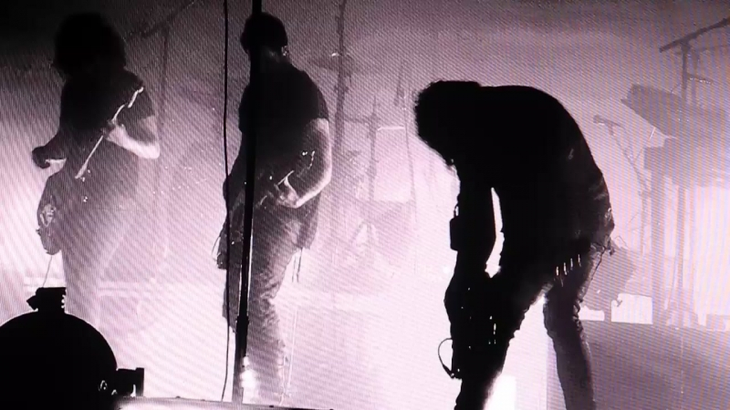 Nine Inch Nails – The Day the World Went Away (14.07.2018 Mad Cool Festival)