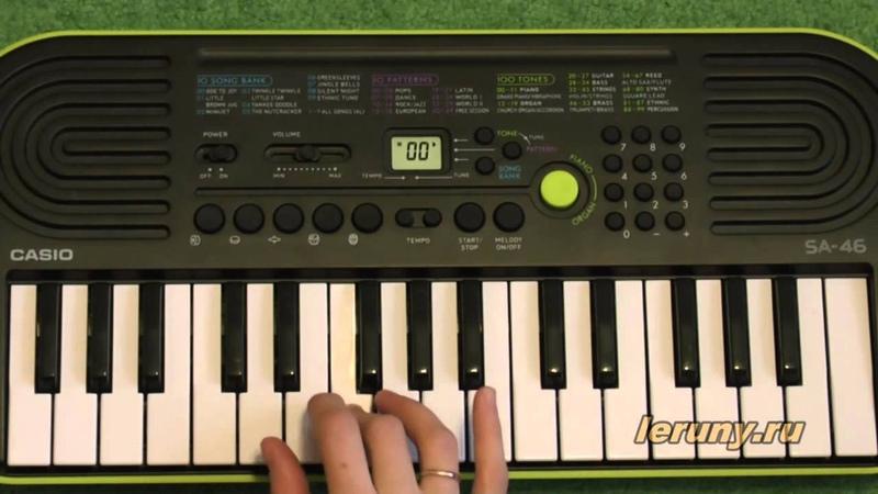 Как играть на пианино песню Снежинка из к/ф Чародеи » Freewka.com - Смотреть онлайн в хорощем качестве