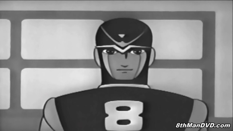 Tobor the 8th Man EP 01 HOW I, 8TH MAN CAME TO BE (1965) [Remastered Restored]