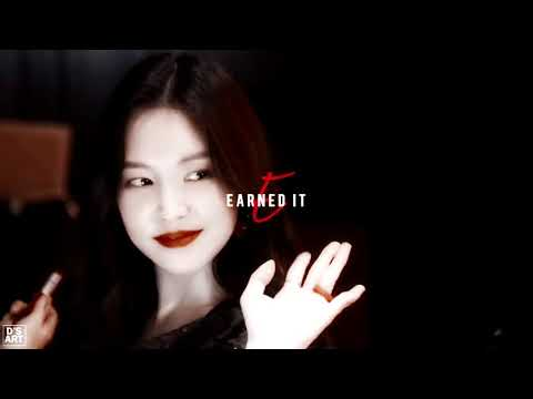 Taemin Naeun [TaEun] ; Earned it 🌒