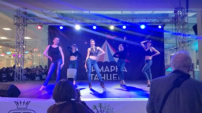 Lady DL | Сальса Бачата | Ярмарка танцев | Dance and Live | Самара