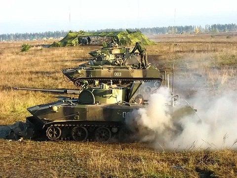 Украинские СМИ: псковские десантники принимают участие в боях за Луганск
