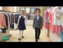 Наши детки из журнала в съемках рекламного ролика