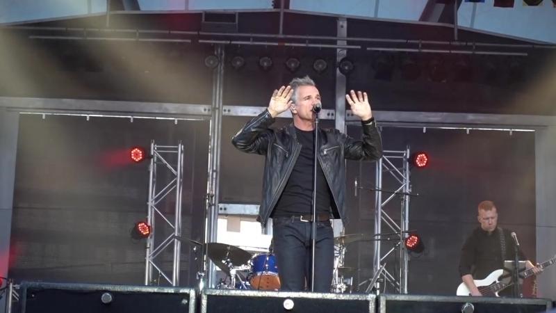 Miserere - Bruno Pelletier au Parc Roland-Beaudin 12.07.2018