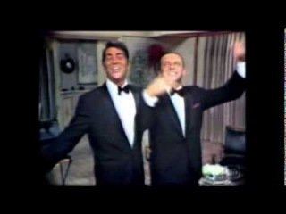 Dean Martin and Frank Sinatra in a Marshmallow World - 1967