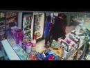 Дебош пьяной таксистки в магазине НАДЫМА