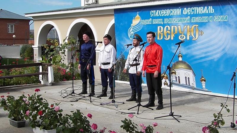 Выступление фольклорного-этнографического ансамбля Красная горка (Казань) на Стахеевском фестивале в г. Нижнекамске.