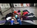 контактная йога в действии