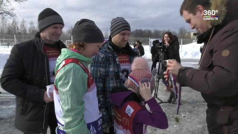 Семьи Петрозаводска выбирают ГТО!