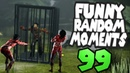 Dead by Daylight funny random moments montage 99