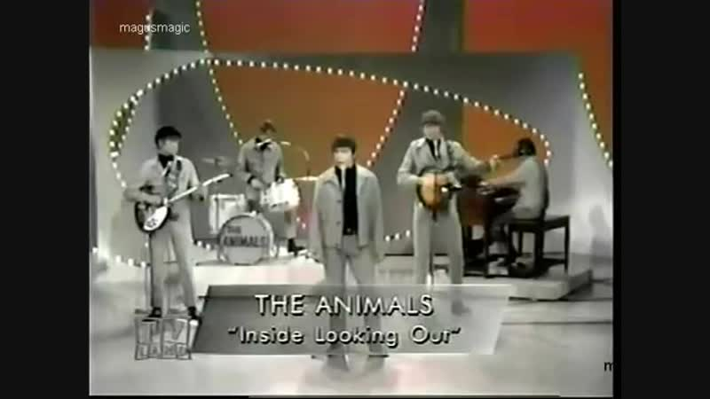 The Animals - Inside Looking Out (1966)