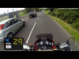 Bike HUD - motorcycle heads-up display investor video