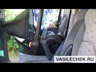 Установка автокресла от коляски 3 в 1 в автомобиль ( автолюлька переноска от 0 до 13 кг)