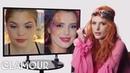 Bella Thorne Fact Checks Beauty Tutorials on YouTube Glamour