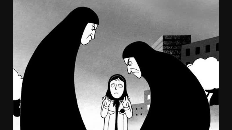 Персе.пол.ис [мультфильм, драма, 2007, Франция, США, BDRip 1080p]