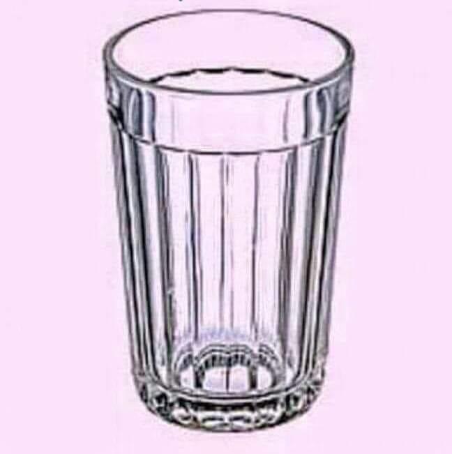"""""""Опусти стакан""""--притча."""