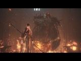 Dark Souls III Фриде знакомит с отцом