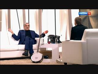 Александр Панкратов-Чёрный мог стать не актёром, а жонглёром в цирке