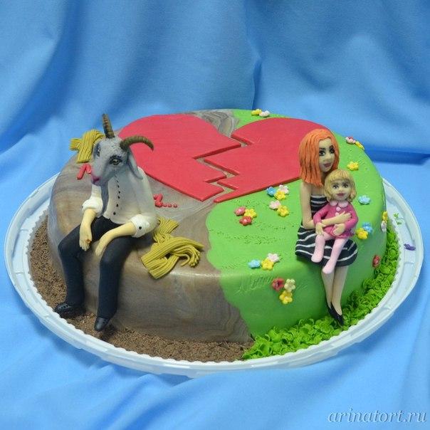 картинки тортов для развода