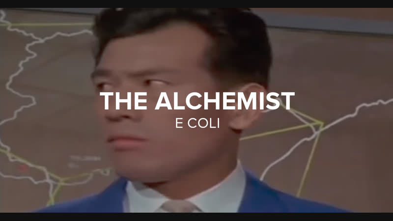 The Alchemist — E Coli (feat. Earl Sweatshirt)