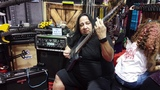 Dino Cazares performs Fear Factory Demanufacture at NAMM 2019 - Ormsby Guitars Signature