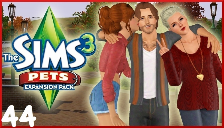 Let's Play: The Sims 3 Pets - (Part 44) - RIP