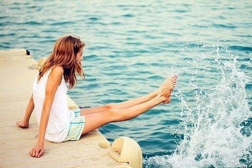 - Мне срочно нужно к морю.