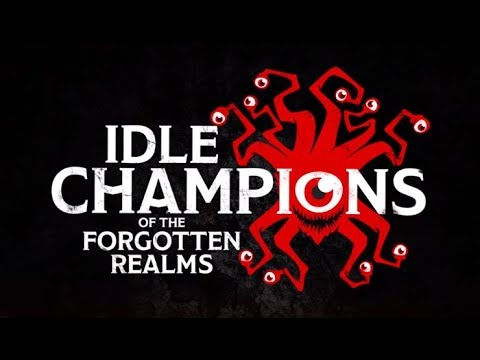 Idle Champions of the Forgotten Realms android game first look gameplay español