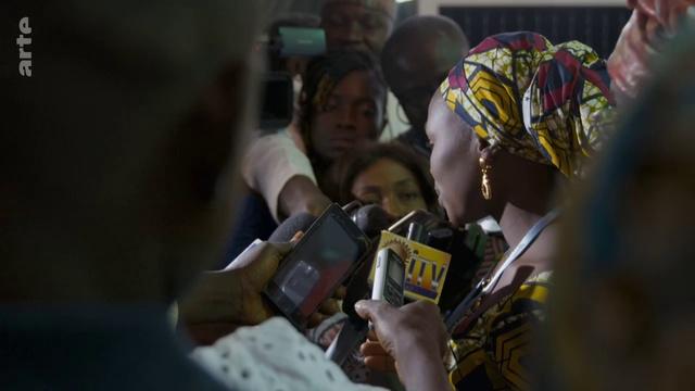 Les survivantes de Boko Haram Arte 2018