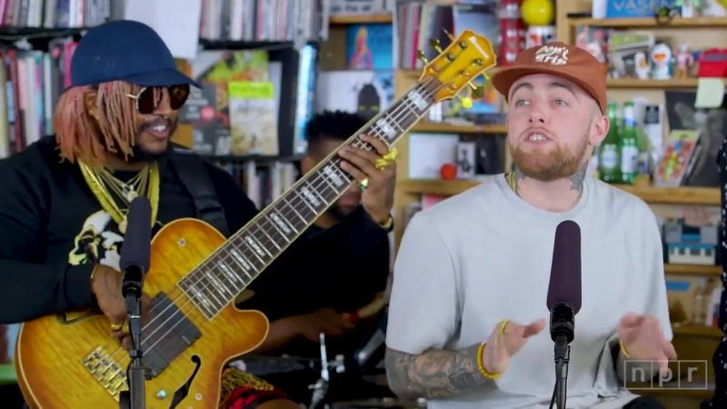 Mac Miller- What's The Use? (Feat. Thundercat)