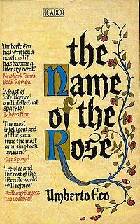 Самый знаменитый роман Умберто Эко