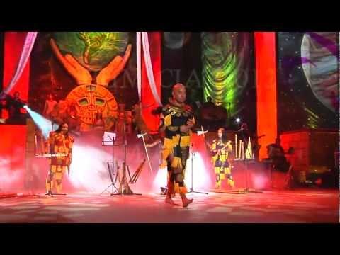 IMPRESIONANTE ALBORADA CONCIERTO 2012 - QANWAM - MILENIUM TV CINE DIGITAL 金沙難以置信的印加音樂