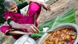My 105 years Grandma's Village Style Fish Recipe Traditional Fish Curry Country Foods