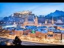 Австрия Вена На голубом Дунае