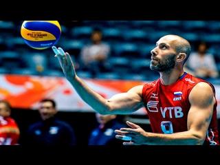 Top 10 Volleyball Aces By Sergey Tetyukhin