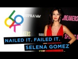Selena Gomez, Taylor Swift & Naomi Watts! Nailed It. Failed It. w/ Daniella Pineda & David Yi