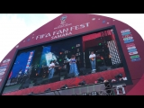 2018-07-01 Jamaica поёт Евгения Костина