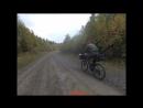 Тренировка по вело туризму