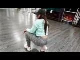 Дарья Гусева: Street Dance, направление Twerk